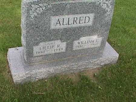 ALLRED, WILLIAM - Henry County, Iowa | WILLIAM ALLRED
