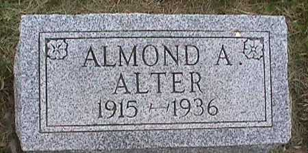 ALTER, ALMOND - Henry County, Iowa | ALMOND ALTER
