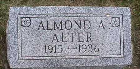 ALTER, ALMOND - Henry County, Iowa | ALMOND ALTER