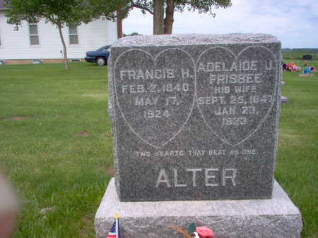 ALTER, FRANCIS H. - Henry County, Iowa | FRANCIS H. ALTER
