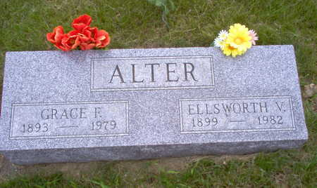 ALTER, GRACE F. - Henry County, Iowa | GRACE F. ALTER