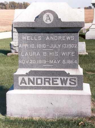 ANDREWS, WELLS - Henry County, Iowa | WELLS ANDREWS
