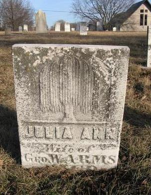 ARMS, JULIA ANN - Henry County, Iowa | JULIA ANN ARMS