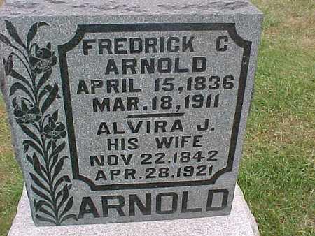 ARNOLD, FREDRICK - Henry County, Iowa | FREDRICK ARNOLD