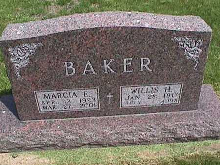 BAKER, WILLIS - Henry County, Iowa | WILLIS BAKER