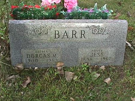 BARR, DORCAS - Henry County, Iowa | DORCAS BARR