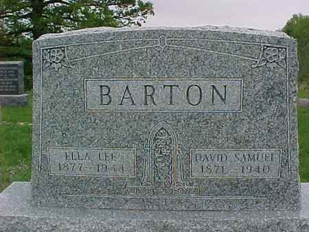 BARTON, DAVID - Henry County, Iowa | DAVID BARTON