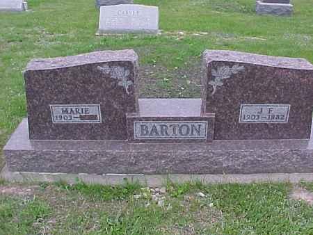 BARTON, MARIE - Henry County, Iowa | MARIE BARTON