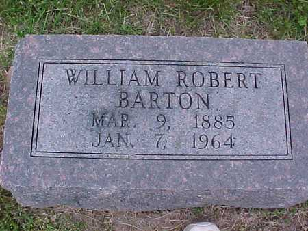 BARTON, WILLIAM ROBERT - Henry County, Iowa | WILLIAM ROBERT BARTON