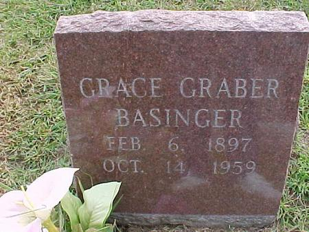 BASINGER, GRACE - Henry County, Iowa | GRACE BASINGER