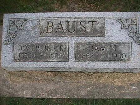 BAUST, JAMES - Henry County, Iowa | JAMES BAUST