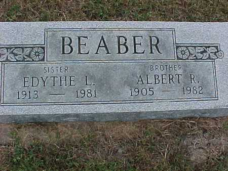 BEABER, ALBERT - Henry County, Iowa | ALBERT BEABER