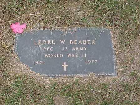 BEABER, LEDRU - Henry County, Iowa | LEDRU BEABER