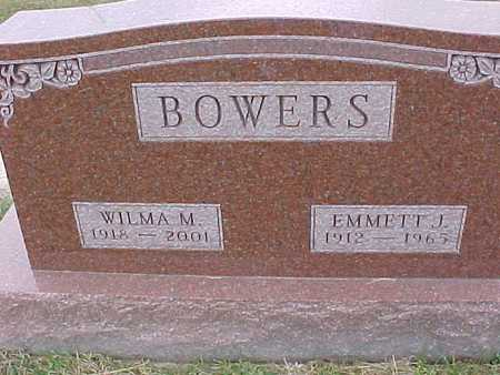 BOWERS, EMMETT - Henry County, Iowa | EMMETT BOWERS