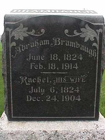 BRAMBAUGH, RACHEL - Henry County, Iowa | RACHEL BRAMBAUGH