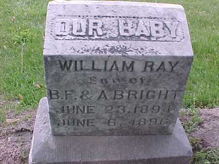 BRIGHT, WILLIAM RAY - Henry County, Iowa | WILLIAM RAY BRIGHT