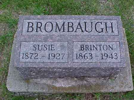 BROMBAUGH, SUSIE - Henry County, Iowa | SUSIE BROMBAUGH