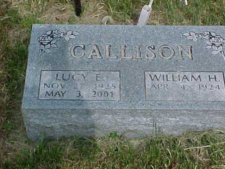 CALLISON, LUCY - Henry County, Iowa | LUCY CALLISON