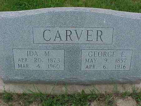 CARVER, GEORGE - Henry County, Iowa | GEORGE CARVER