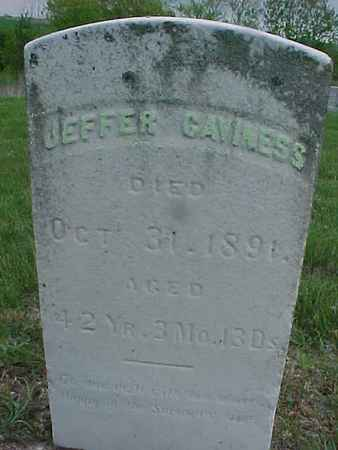 CAVINESS, JEFFER - Henry County, Iowa | JEFFER CAVINESS
