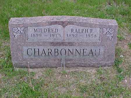 CHARBONNEAU, MILDRED - Henry County, Iowa | MILDRED CHARBONNEAU