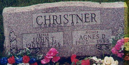 CHRISTNER, JOHN - Henry County, Iowa | JOHN CHRISTNER