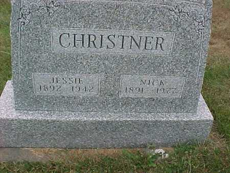 CHRISTNER, JESSIE - Henry County, Iowa | JESSIE CHRISTNER