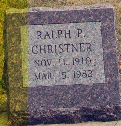 CHRISTNER, RALPH P - Henry County, Iowa | RALPH P CHRISTNER