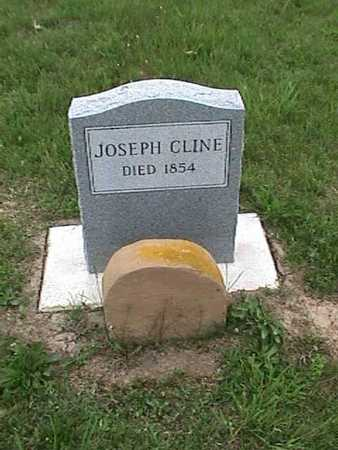 CLINE, JOSEPH - Henry County, Iowa | JOSEPH CLINE