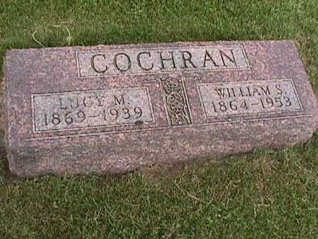 COCHRAN, WILLIAM - Henry County, Iowa | WILLIAM COCHRAN