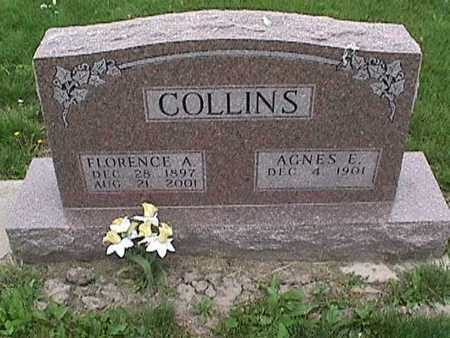COLLINS, AGNES - Henry County, Iowa | AGNES COLLINS