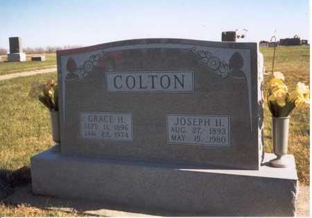 ANDERSON COLTON, HELEN GRACE - Henry County, Iowa | HELEN GRACE ANDERSON COLTON
