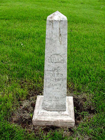 COOPER, LILLIE - Henry County, Iowa | LILLIE COOPER