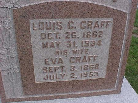 CRAFF, LOUIS - Henry County, Iowa | LOUIS CRAFF
