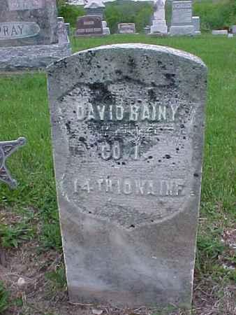 DAVID, BAINY - Henry County, Iowa | BAINY DAVID
