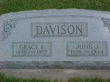 DAVISON, GRACE - Henry County, Iowa | GRACE DAVISON