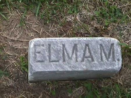 DILL, ELMA M. - Henry County, Iowa | ELMA M. DILL