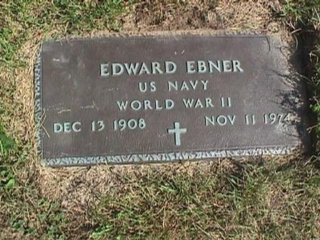 EBNER, DONALD - Henry County, Iowa | DONALD EBNER