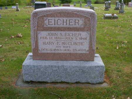 EICHER, MARY E. - Henry County, Iowa | MARY E. EICHER
