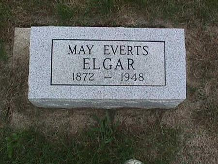 EVERTS ELGAR, MAY - Henry County, Iowa | MAY EVERTS ELGAR