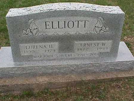 ELLIOTT, ERNEST - Henry County, Iowa | ERNEST ELLIOTT