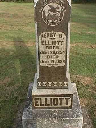 ELLIOTT, PERRY C. - Henry County, Iowa | PERRY C. ELLIOTT