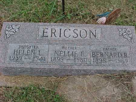 ERICSON, NELLIE - Henry County, Iowa | NELLIE ERICSON