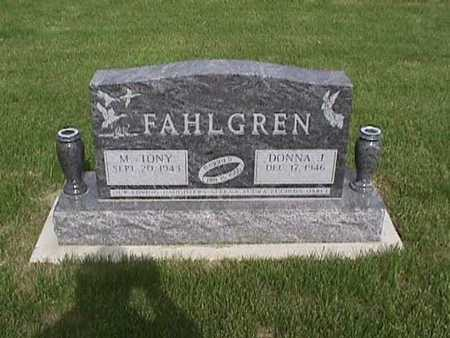 FAHLGREN, DONNA - Henry County, Iowa | DONNA FAHLGREN
