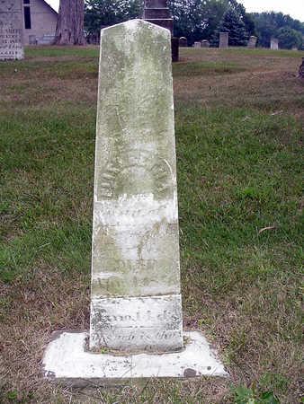 FARISS, ELIZABETH A. - Henry County, Iowa | ELIZABETH A. FARISS
