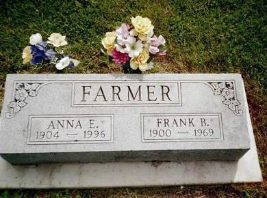 FARMER, ANNA E. - Henry County, Iowa | ANNA E. FARMER