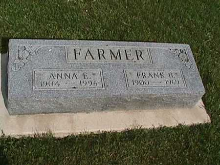FARMER, ANNA - Henry County, Iowa | ANNA FARMER