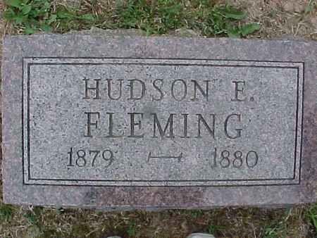 FLEMING, HUDSON - Henry County, Iowa | HUDSON FLEMING