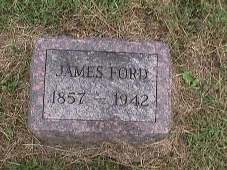 FORD, JAMES - Henry County, Iowa | JAMES FORD