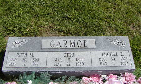 GARMOE, RUTH M - Henry County, Iowa | RUTH M GARMOE
